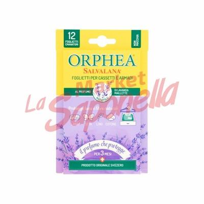 Folii Orphea pentru sertare si dulapuri-lavanda maillette 12 buc